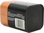 Duracell Coppertop Alkaline Lantern Battery back side angle