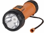 Energizer Intrinsically Safe Flashlight right side angle with view of LED
