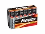 Energizer E91 AA batteries in 12 piece family pack