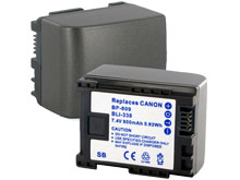 Empire BLI-338 800mAh 7.4V Replacement Lithium Ion (Li-Ion) Digital Camera Battery Pack for the Canon BP-809