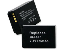Empire BLI-437 875mAh 7.4V Replacement Lithium Ion (Li-Ion) Digital Camera Battery Pack for the Canon LP-E12