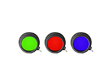 Klarus FT11X Filters for the XT11X - Available in Red, Green, and Blue
