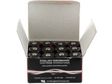 SureFire SF123A (12PK) CR123A 1550mAh 3V Lithium Primary (LiMNO2) Button Top Batteries - Box of 12