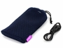 Efest EMP30 power bank charger in sleeve with micro-USB cable