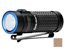 Olight S1R II Baton Rechargeable Flashlight - CREE XM-L2 U4 LED - 1000 Lumens - Uses 1 x RCR123A (included)