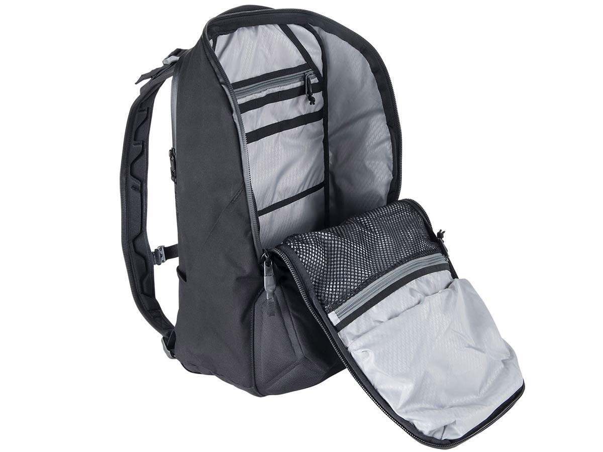 Interior of MPB35 Backpack