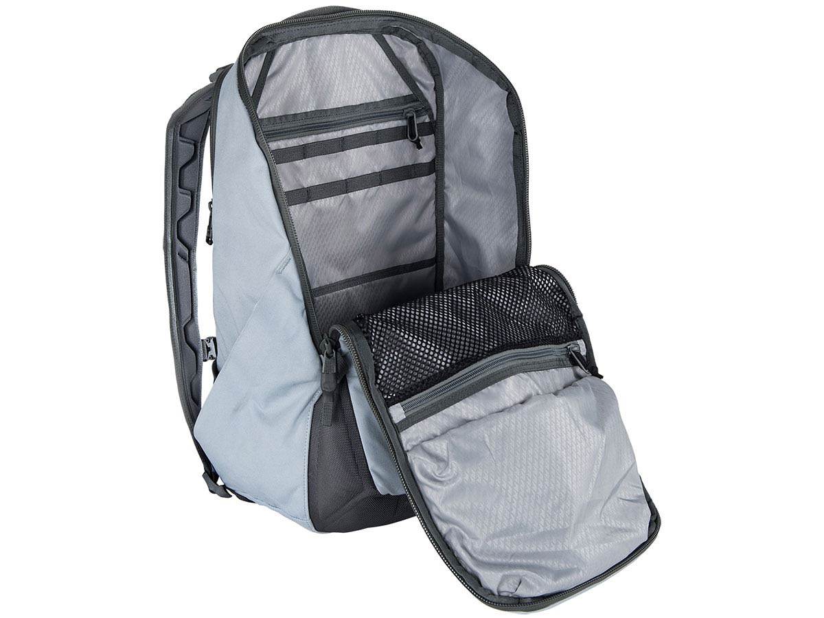Interior of Backpack