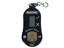 Hearing Aid Batteries Key Chain Digital Battery Tester (BC-06)