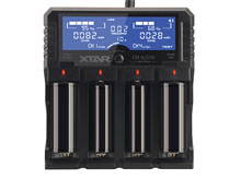Xtar Dragon VP4 Plus 4 Slot Professional Battery Charger and Tester