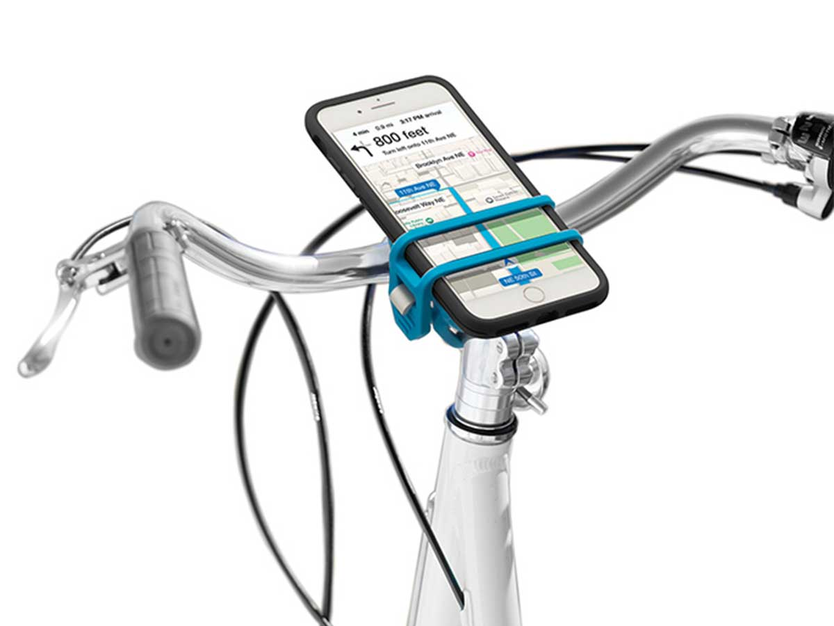 HandleBand in use