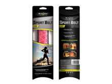 Nite Ize LED Sport Belt Light - Fits Waistbands From 30 to 49 Inches - Red LED - Includes 3 x AAAs - Red (NSB-51-R8)