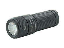 Fenix E15 (2016) Compact Everyday Carry Flashlight - CREE XP-G2 R5 LED - 450 Lumens - Uses 1 x 16340 or 1 x CR123A