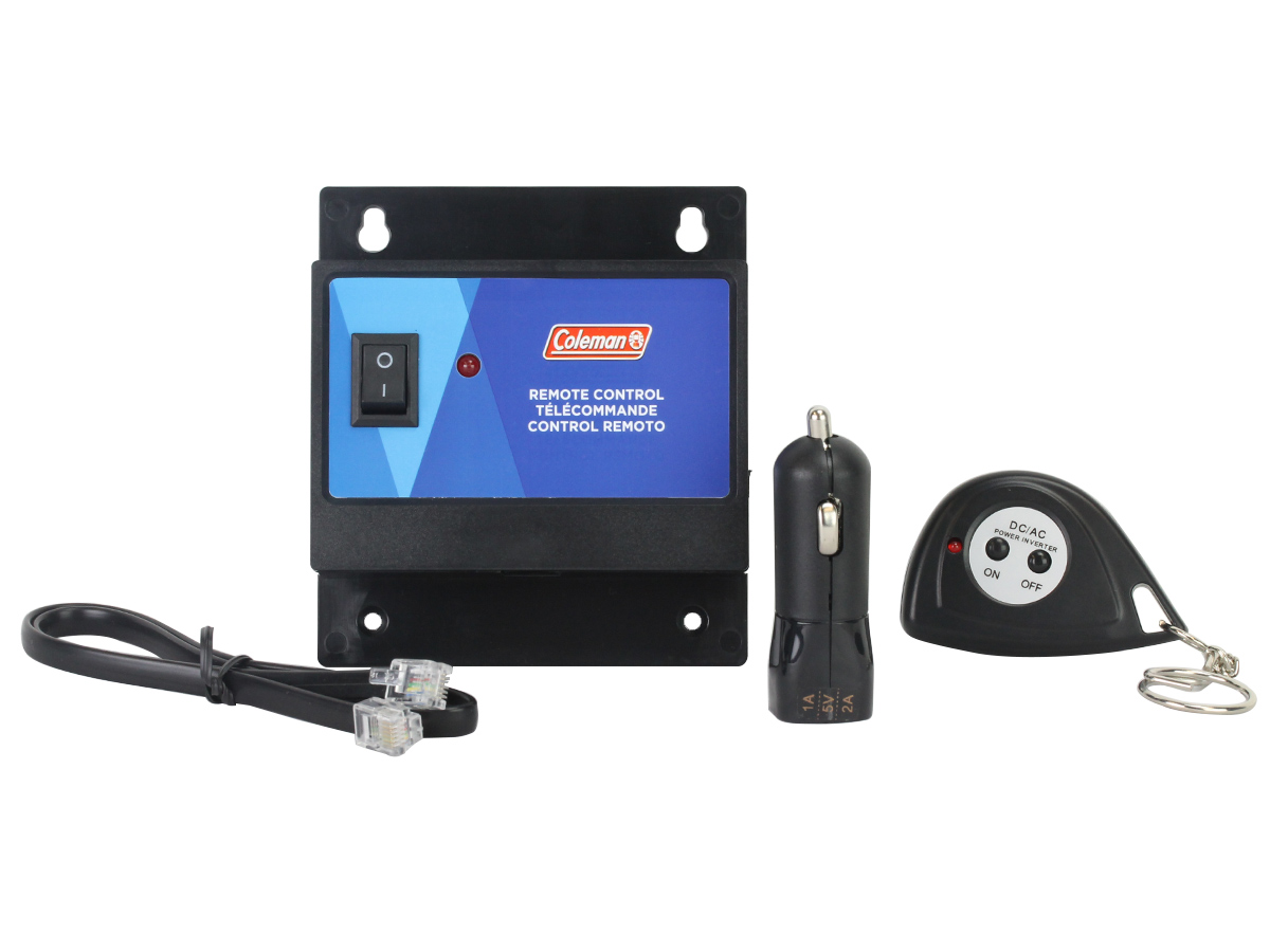 Remote contorl, DC adapter and other accessories for Inverter