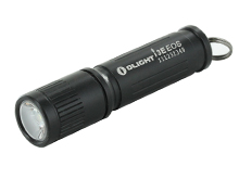 Olight I3E EOS Compact Flashlight - Philips LUXEON TX LED - 90 Lumens - Includes 1 x AAA - Black