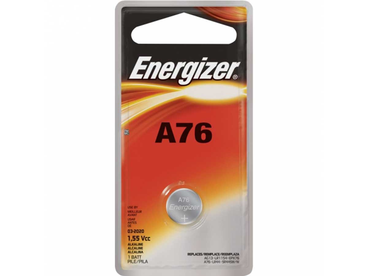 Energizer A76 - 1 Pack
