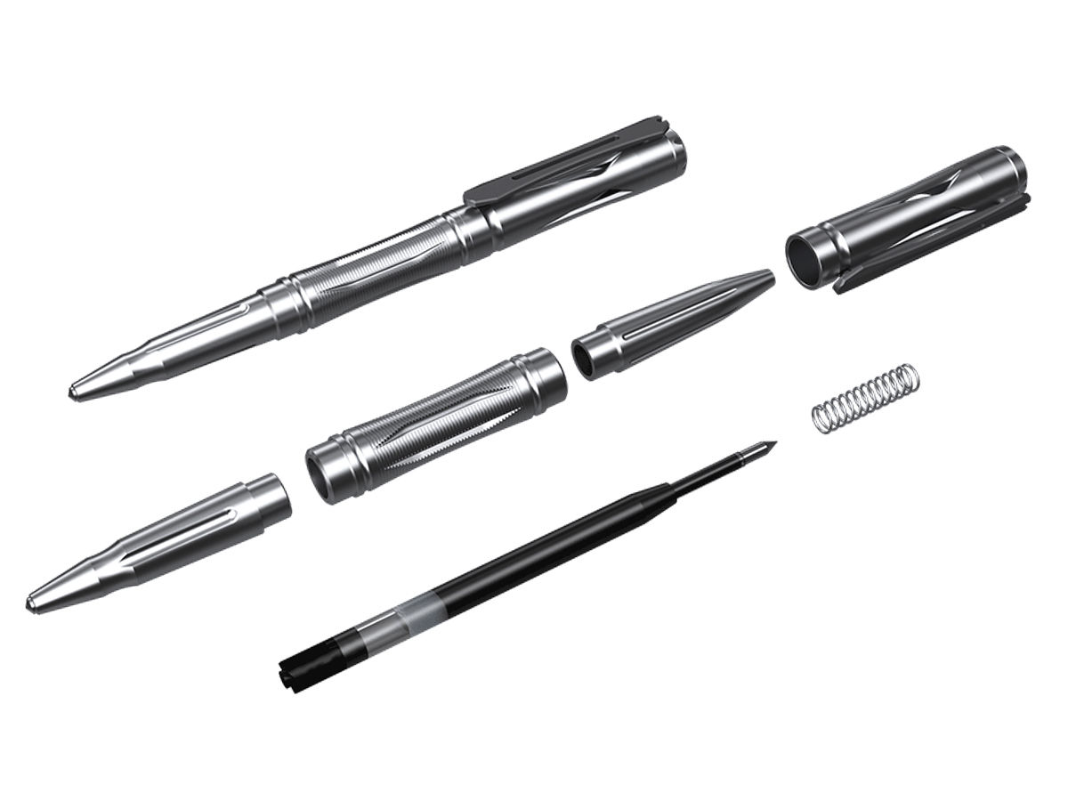Tactical Pen Disassembled