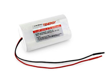 Tenergy 31001 Battery Pack - 18650 5200mAh 3.7V Protected Lithium Ion (Li-ion) Bare Leads Battery - Bulk