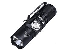 Fitorch ER16 Rechargeable LED Flashlight - CREE XP-L - 1000 Lumens - Uses 1  x 16340 (included) or 1 x CR123A