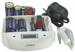 Battery & Charger Combinations