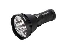 Acebeam X65-MINI LED Searchlight - 5 x CREE XHP35 HI - 12000 Lumens - Includes 4 x 18650
