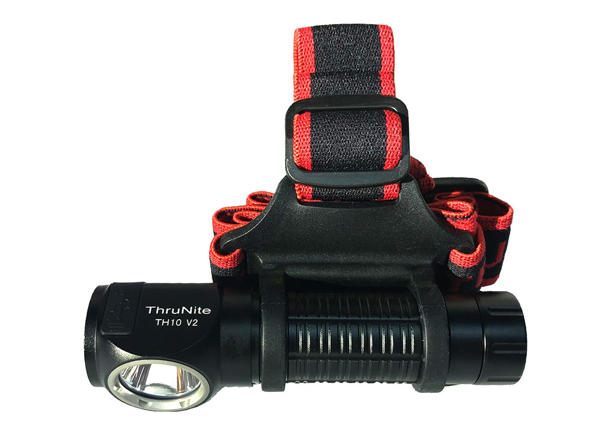 thrunite th10 v2 headlamp close up