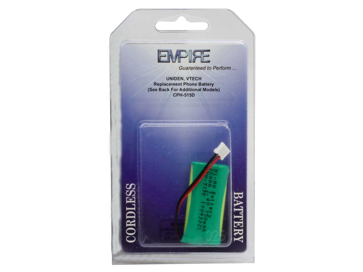 Empire 2 x AAA battery pack packaging