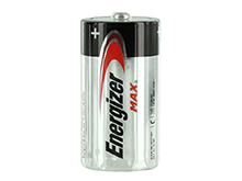 Energizer Max E93-VP C-cell Alkaline Button Top Battery - Bulk