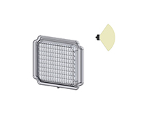 GoLight GXL LED Flood Lens - For Use with the GXL LED Mounted Work Light Series (4082)