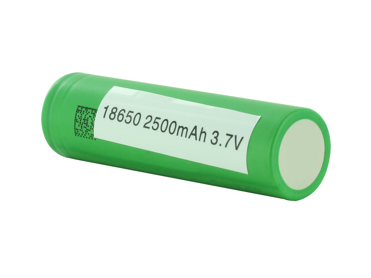 Sony VTC5A Battery Side View