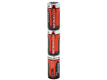 Titanium Innovations CR123A (3PK) 1400mAh 3V 3A Lithium Primary (LiMNO2) Button Top Photo Batteries - Shrink Wrapped Triple Pack (9V) - Bulk
