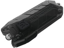 Nitecore Tube GL (Green Light) USB Rechargeable Keylight - 500mW Green LED - 25 Lumens - Built-in Lithium Ion Battery Pack - Black