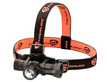 Streamlight ProTac HL USB Rechargeable LED Headlamp - 1000 Lumens - Rechargeable Li-Ion Battery (Included) or 1 x 18650 - Various Accessories