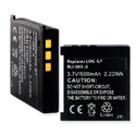 Empire RLI-003-6 600mAh 3.7V Replacement Lithium Ion (Li-Ion) Remote Control Battery for Logitech G7