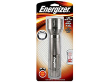 Energizer ENML2DS LED Metal Light - 42 Lumens - Includes 2 x D-cells