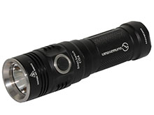 Sunwayman C15A Dolphin Side Switch Flashlight - CREE XM-L2 LED - 193 Lumens - 1 x AA or 1 x 14500