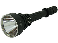 Sunwayman T40CS Tactical Thrower Flashlight with Side Switch - CREE XM-L LED - 788 Lumens - Uses 4 x CR123As or 2 x 18650s