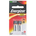 Energizer A23-BPZ-2 45mAh 12V Alkaline Button Top Batteries for Keyless Entry - 2 Piece Retail Card