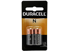 Duracell Medical MN9100-B2PK N LR1 1.5V Alkaline Medical Batteries - 2 Piece Retail Card