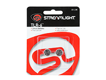 Streamlight 69271 3V CR 1/3N Lithium Coin Cell Batteries for the TLR-6 - Comes in a 2 Pack