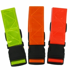 Titanium Innovations High Viz Reflective Safety Belt