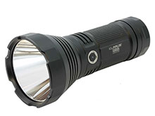 Klarus G35 LED Search Light - CREE XHP35 HI D4 LED - 2000 Lumens - Uses 3 x 18650 or 1 x 18650 or 2 x CR123A