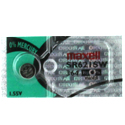 Maxell SR621SW 364 23mAh 1.55V Silver Oxide Button Cell Battery - Hologram Packaging - 1 Piece Tear Strip, Sold Individually