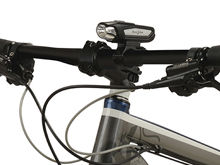 Nite Ize Radiant 750 Pro Rechargeable LED Bike Light - 750 Lumens - Includes Built-In Li-Ion Battery Pack