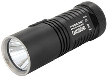 Nitecore Explorer EA41 Compact Searchlight - CREE XM-L2 (U2) LED - 1020 Lumens - Uses 4 x AAs