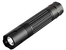 ASP Guardian DF AA Rechargeable Flashlight - CREE XPG LED - 430 Lumens - Includes 1 x 14500