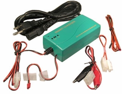 Multi-Current Universal Smart Charger for 9.6V - 18V NiMH Battery Packs (Tamiya Plug) CH-UN180
