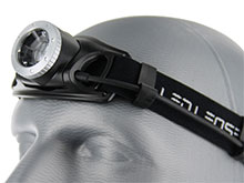 Ledlenser 88002 H7R.2 Rechargeable LED Headlamp - 300 Lumens - 1 x Li-Ion Battery Pack or 4 x AAA Primary - Various Packaging