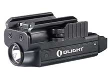 Olight PL-MINI Valkyrie Rechargeable Pistol Light - CREE XP-L HI CW LED - 400 Lumens - Includes Battery Pack