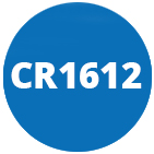 CR1612 Lithium Coin Cell Batteries