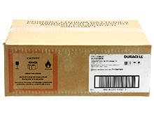 Duracell Ultra DL123A (1200PK) CR123A 1470mAh 3V Lithium Primary (LiMNO2) Button Top Photo Batteries - Case of 1200